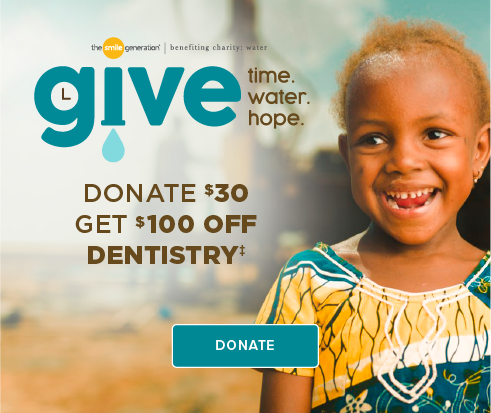 Donate $30, Get $100 Off Dentistry - Fallon Dental Group